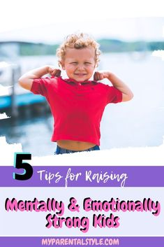 Check out this article about raising your kids to be mentally and emotionally strong! What a great read, I was already doing most of these and feel better knowing i'm on the right path with my kids! Mental Health And Wellbeing, Mental And Emotional Health, Mental Health Issues, Newborn Baby Girl Gifts, Baby Boy Gifts, Parenting Humor, Parenting Hacks, Helicopter Parent, Anxiety Therapy