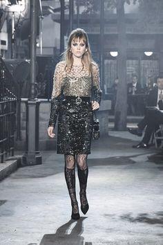 See All Of The Runway Looks From Chanel's Métiers d'Art Show in Rome - HarpersBAZAAR.com