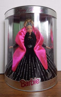 1998 Happy Holidays Special Edition Mattel Barbie #20200 IN FACTORY SEALED BOX #Mattel #DollswithClothingAccessories