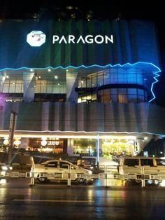 Paragon City Mall in Semarang, Jawa Tengah