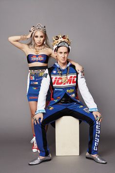 Jeremy Scott is a high-fashion Pied Piper for pop stars of all nations. The Kansas City, MO, native launched his first eponymous collection in 1997 and quickly became known for his unabashedly whimsical designs. Then, in 2013, his career took a dramatic turn toward luxury: he was named creative dire...