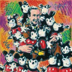 Disney Fine Art - Walt and Friends. Biggs Ltd. Gallery. Heirloom quality bridal, art, baby gifts and home decor. 1-800-362-0677. $650.