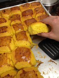 pão abóbora                                                                                                                                                                                 Mais