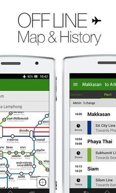 Transit Bangkok Thai NAVITIME - screenshot