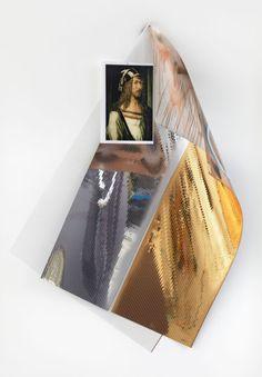 Mona Isa IV (Dürer Selbsportrait), 2010 Mixed media, 172 x 114 x 56 cm   by Isa Genzken