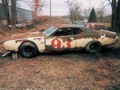Today: The car as it was found by Greg Kwiatkowski. - Provided by Hotrod