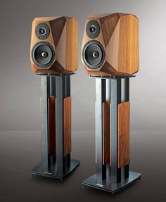 Hi-Fi Audio Speakers - All I Got -You can find Speakers and more on our website.Hi-Fi Audio Speakers - All I Got - Hifi Amplifier, Audiophile Speakers, Hifi Audio, Audio Speakers, Speaker Box Design, Sound Speaker, Audio Design, Audio Room, Bookshelf Speakers