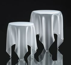 Grand Illusion side table by Essey