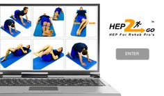 HEP2go.com is for rehabilitation professionals such as physical therapists, occupational therapists, athletic trainers, etc. to create home exercise programs for patients and or clients.   Optimized for physical therapy, occupational therapy and other rehab disciplines. Sign up for FREE membership features such as saving exercise details and creating exercises.