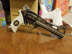Suicide Squad Harley Quinn Gun by HabiteerWorkshop on Etsy