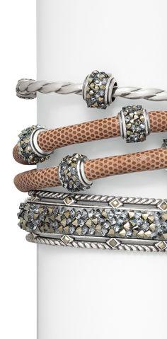 Brighton Crystal Rocks bracelets