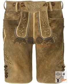 36-44 MS-Trachten Damen Trachten Lederhose braun Sarah Gr