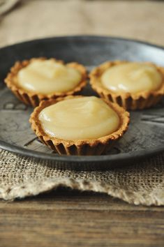 Vegan Lemon Tarts - go to recipe list and find it under cookies, pie etc. Couldn't repin directly from recipe