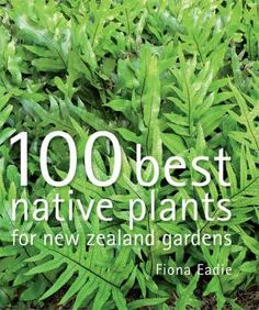 100 Best Native Plants For New Zealand Gardens
