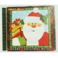 CD Merry Christmas $9.95  A105030