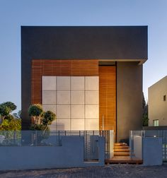 The Hidden House by Dan and Hila Israelevitz Architects