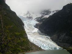 Glaciar Serrano, Torres del Paine.