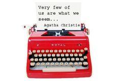 Gotta love Agatha