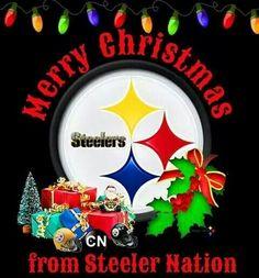 Steelers Pittsburgh Steelers Wallpaper, Pittsburgh Steelers Football, Pittsburgh Sports, Football Baby, Happy Holidays, Christmas Holidays, Christmas Bulbs, Christmas Cards, Merry Christmas