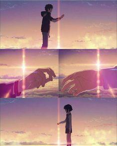 Konichiwa AA ^^ Well today I just wanna talk about my favourite anime movie, kimi no na wa (your nam