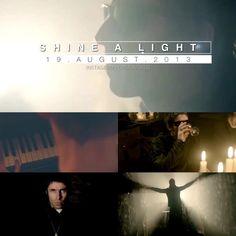 Shine a light Gem Archer, Beady Eye, Liam Gallagher, Album, Eyes, World, Movie Posters, Instagram, Film Poster