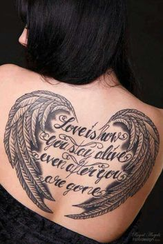 Inventive Wings Tattoo Designs (10)