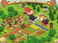 Click this site http://www.haydaycheaters.com/ for more information on Hay Day Hack. This Hay Day Hack tool is not just simple to use but is free from all kinds of malware and virus threats. Players can make use of Hay Day Hack for generating coins and diamonds within a minute to their hay day accounts.