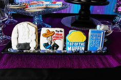 Seinfeld Birthday Party Ideas | Photo 2 of 82 | Catch My Party