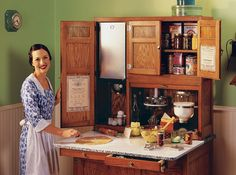 The Evolution Of Kitchens In 28 Photos