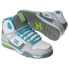 high top dc shoes