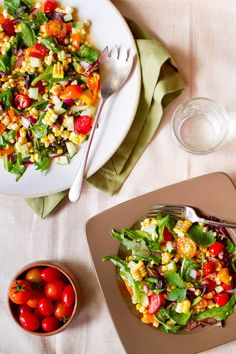 Rikki Snyder Photography | Blog | Fresh Corn Salad