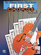The Ultimate Guitar Chord Series: First Chords (Book)