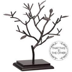 Chocolate Brown Key Tree