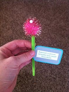 Crafts for Kids:  Horton Hears a Who Clover Craft
