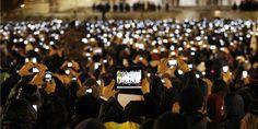 Wie #mobile #Kommunikation die Welt verändert: #Papstwahl 2005 und 2013
