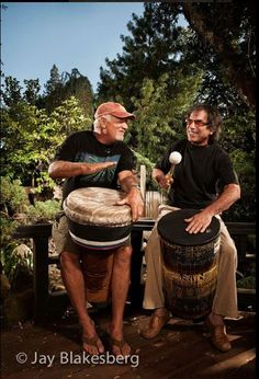 Mickey Hart and Bill Kreutzmann @ Mickey's Ranch Jay Blakesberg Photography Grateful Dead Shows, Phil Lesh And Friends, Baby Singing, Mickey Hart, Jerry Garcia Band, Dead And Company, The Jam Band, Billy The Kids