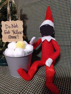 Christmas Elf Doll, Christmas Humor, Kids Christmas, Holly Christmas, Etsy Christmas, Christmas Baking, Christmas Stuff, Christmas Crafts, Awesome Elf On The Shelf Ideas