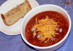 Top Secret Recipes Version of Wendy's Chili by Todd Wilbur