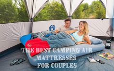 One of the most frustrating things when camping is getting a comfortable night's sleep. The ground can be hard and cold, so I did a bit of research on the best way to overcome this and found that a camping air mattress for couples can really help. But there are a lot of variables to consider, so let's take a look at some of the best air mattreses for couples available now. Air Mattress, Queen Mattress, Variables, Outdoor Furniture, Outdoor Decor, Queen Size, Sleep, Camping, Good Things