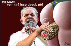 DILMA!!!…   Humor Político