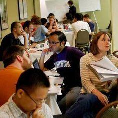 Practica junto a grupos de conversación
