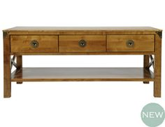 Laura Ashley - Made to order coffee tables - review your coffee table £437 in sale (30%) off
