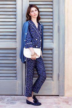 Gespot: looks geïnspireerd door prachtige pyjama's
