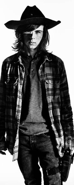 Rivelate le nuove biografie dei personaggi di The Walking Dead Carl The Walking Dead, The Walk Dead, The Walking Death, Walking Dead Cast, Walking Dead Season, Carl Grimes, Riggs Chandler, The Walking Dead Merchandise, Dead Zombie