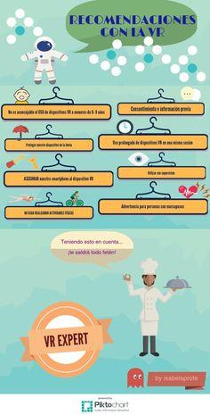 recomendaciones VR | Piktochart Infographic Editor