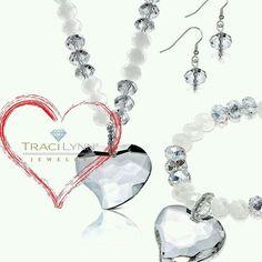 Look Fabulous this Valentine's Day! Shop online at www.tracilynnjewelry.net/jamiebennett
