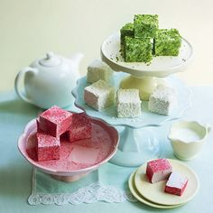 Follow our foolproof step-by-step recipe for marshmallows then pimp them with flavours such as pistachio or bailey and coconut.