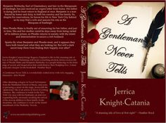 Jerrica Knight Catina's A Gentleman Never Tells - Original Cover 2009 Order your own cover:  http://suzettevaughn.wix.com/suzettevaughn#!author-advice--assistance/c22hz