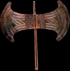 minoan double axe