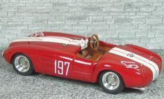 Ferrari 375 MM Spyder Pininfarina Cumberland Race 1955 #197 - Alfa Model 43